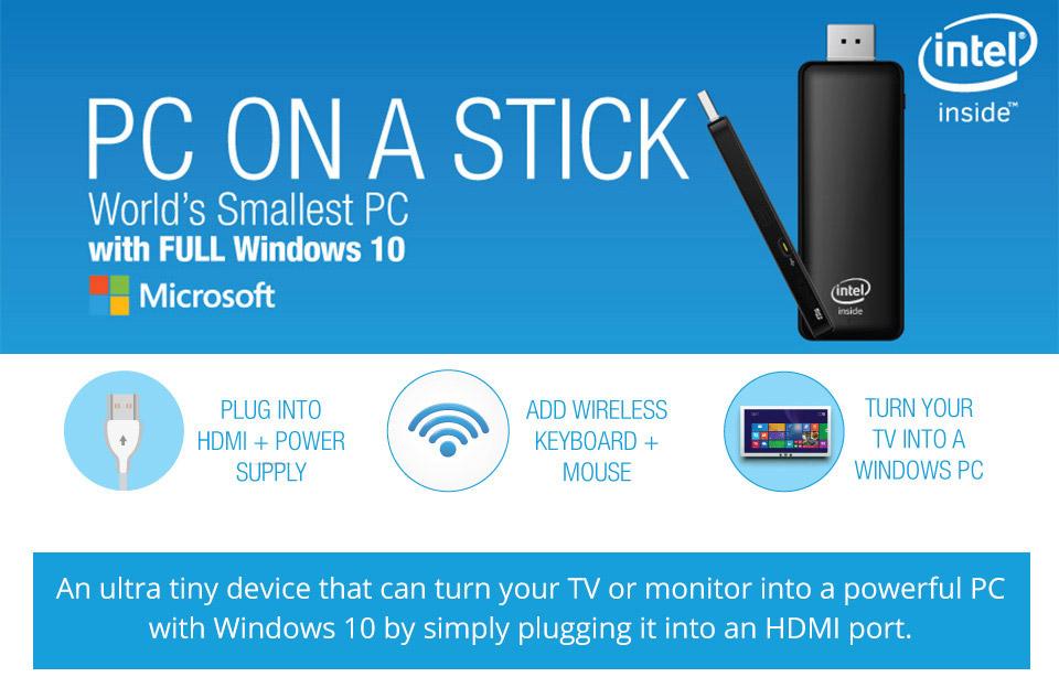 PC on a Stick